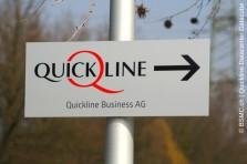 Quickline Business AG in Müchenstein