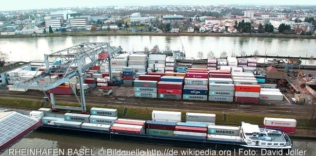 Rheinhafen_Basel