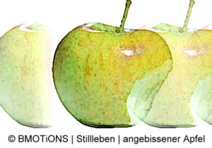 APPLE_Angebissener_Apfel